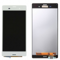 Sony Xperia Z3 LCD and Touch Screen Assembly [White]